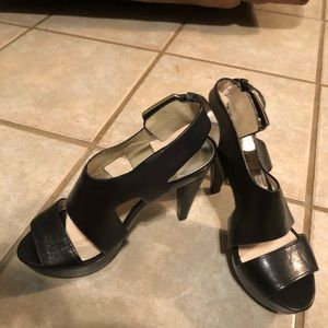 Michael Kors heels. NWOT
